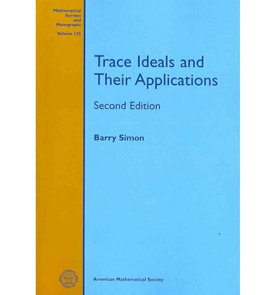 Trace Ideals and Their Applications