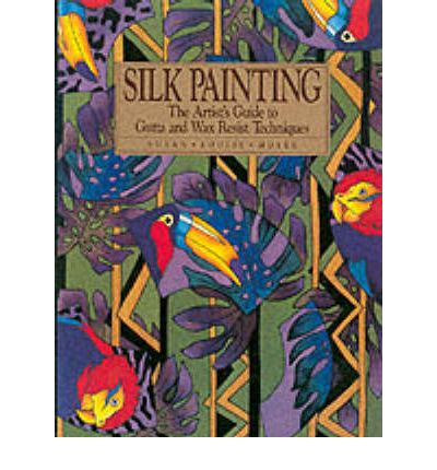 Hobbies And Crafts For Painting On Silk
