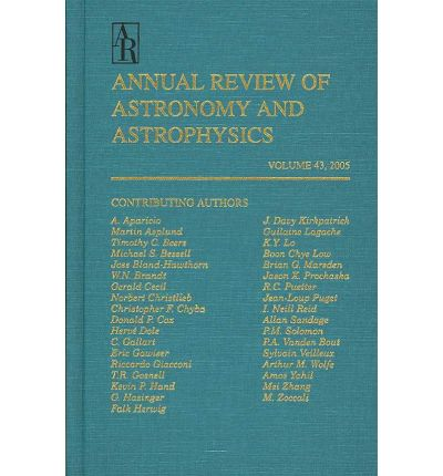 Astronomy and Astrophysics: 43