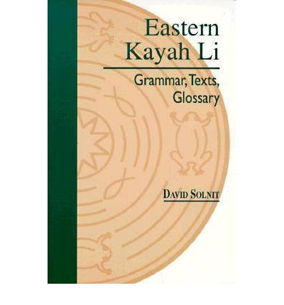 Eastern Kayah Li