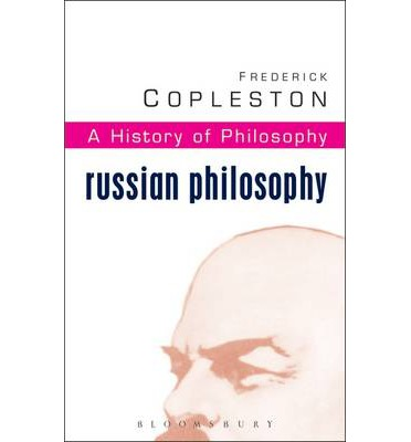 Russian Philosophy Especially That Of 2
