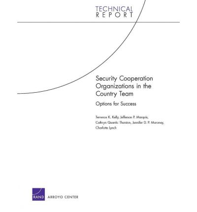 Security Cooperation Organizations in the Country Team