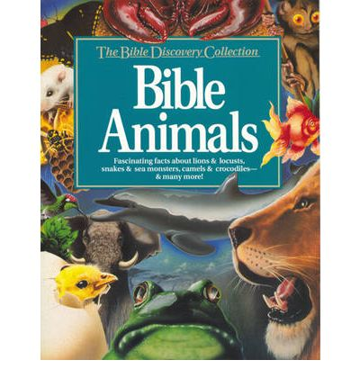 Bible Animals: Large Format