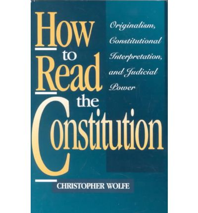 essay on strictly interpreting the constitution