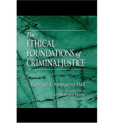 ethics in criminal procedure Professor abramson's primary teaching areas are criminal procedure and civil  procedure his research is known nationally in the areas of judicial ethics and.