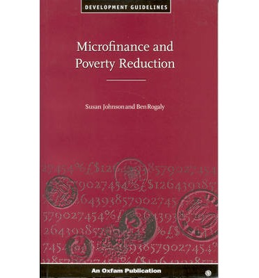 microfinance for poverty reduction essay Essay and coursework  different types of microfinance institutions in india  t and annim, s k (2010) 'microfinance and household poverty reduction:.