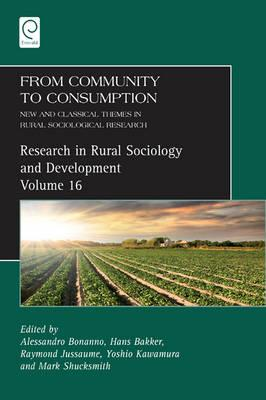 Roots of Rural Sociology in Social Thought