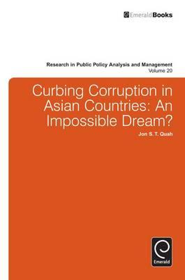 corruption in asian countries Countries need to be evaluated by at least three sources to appear in the cpi the cpi measures perception of corruption due to the difficulty of measuring absolute levels of corruption [8].