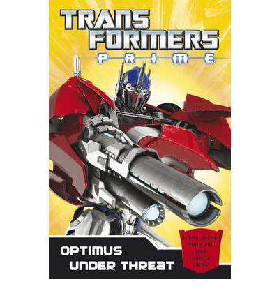 Transformers Prime: Optimus Under Threat: Book 2