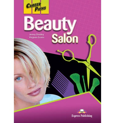 Read online career paths beauty salon students book for Reading beauty salon