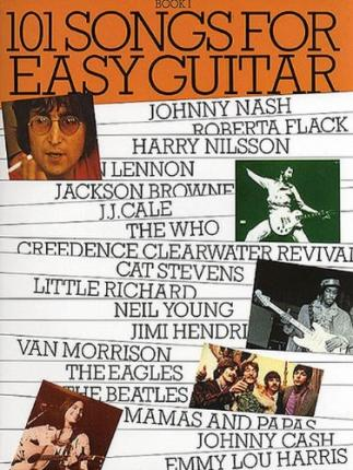 101 Songs for Easy Guitar Book 1: v. 1