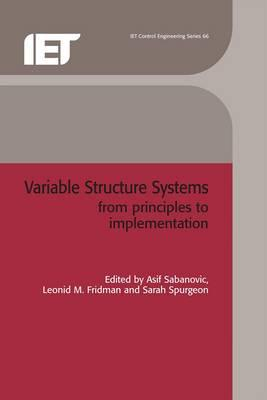 Variable structure control