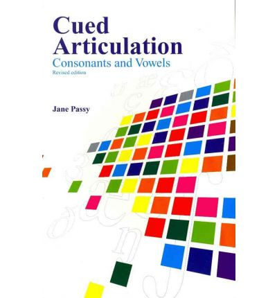 Cued Articulation 2010 : Consonants and Vowels