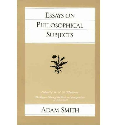 Essay on adam smith