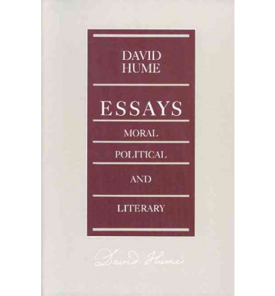 david hume essays moral political summary Buy essays, moral and political [christmas summary classics] by david hume (isbn: 9781494349202) from amazon's book store everyday low prices and free delivery on.
