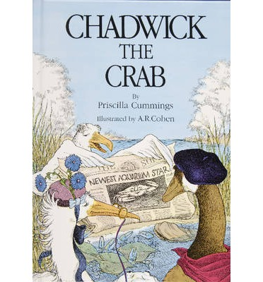 Chadwick the Crab