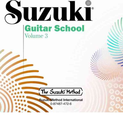 Suzuki Guitar School, Vol 3