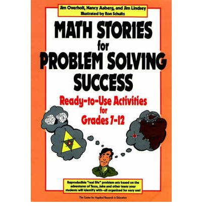 Math Stories for Problem Solving Success - Ready- To-use Activities for Grades 7-12