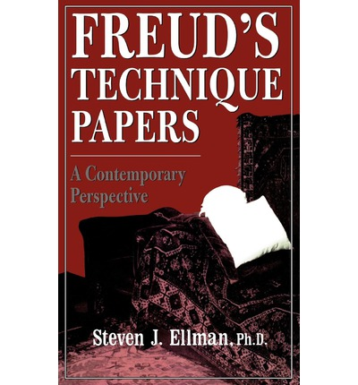 book i freuds papers on technique Find collected papers by freud, sigmund at biblio uncommonly good  this  volume includes clinical papers and papers on technique  the volume is in.
