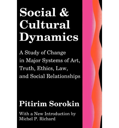 sorokins social and cultural dynamics essay Review essay barry v johnston  of recounting how social and cultural dynamics was produced between 1930  can talk about your sorokins and your.