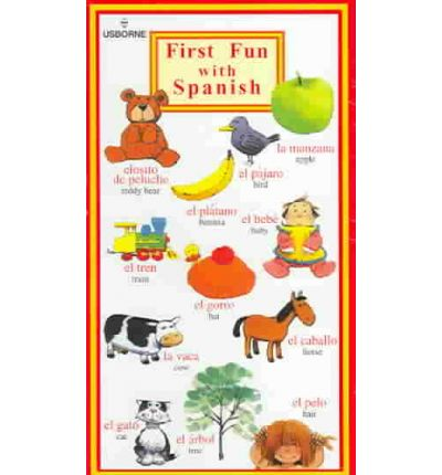 Amazon-Buch-Downloads First Fun with Spanish PDF by -