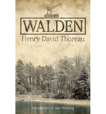 essay on walden thoreau Connection to transcendentalism and to emerson's essay simplicity: simplicity seems to be thoreau's model for life throughout the book, thoreau constantly seeks to simplify his lifestyle: he patches his clothes rather than buy new ones, he minimizes his consumer activity, and relies on leisure time and on himself for.