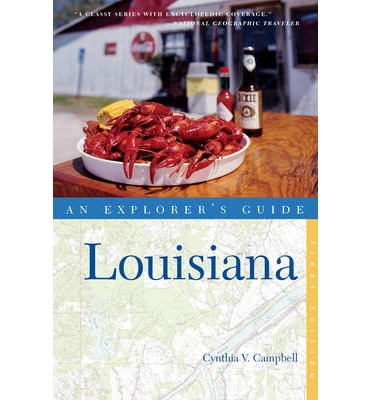 Explorer's Guide Louisiana