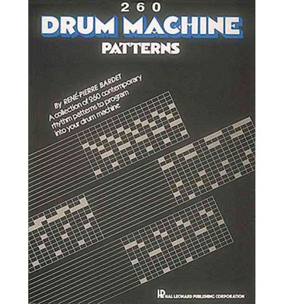 260 Drum Machine Patterns
