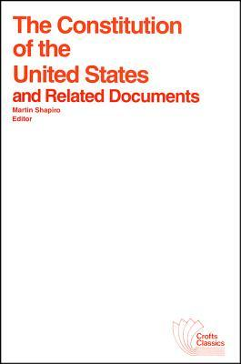 Kostenloses Lehrbuch lädt pdf herunter The Constitution of the United States and Related Documents PDF by Martin Shapiro""