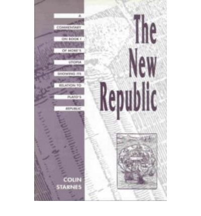 a comparison of the utopia by thomas more and republic by plato In comparison, is it really sound to think of the communist manifesto as a utopian text i will be comparing several of marx's most important claims with those of other famous utopian and utopian-esque texts, namely the republic by plato and utopia by thomas more.