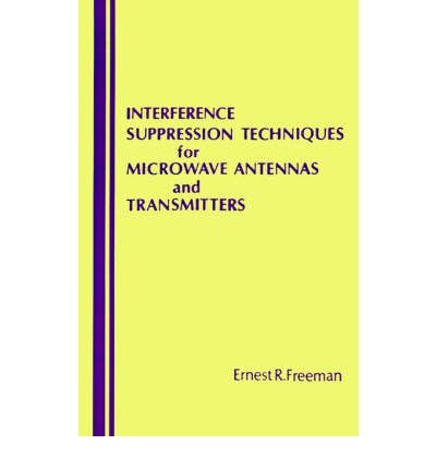 Interference Suppression Techniques for Microwave Antennae and Transmitters