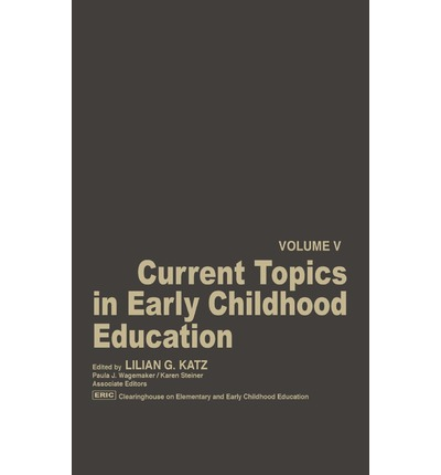 Current research topics in early childhood education
