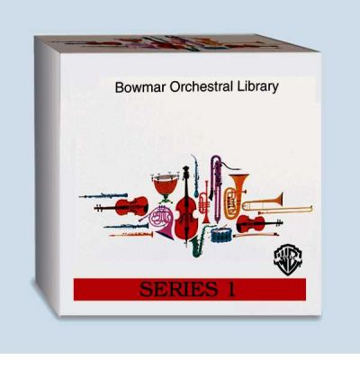 Bowmar Orchestral Library Series 1