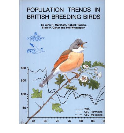 Population Trends in British Breeding Birds
