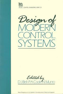 Design of Modern Control Systems