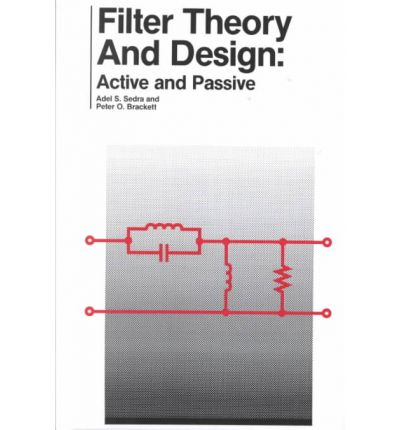Filter Theory and Design