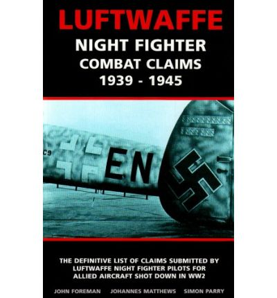 Luftwaffe Night Fighter Claims