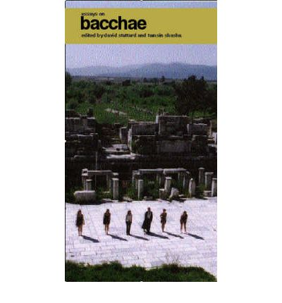 bacchae essay thesis
