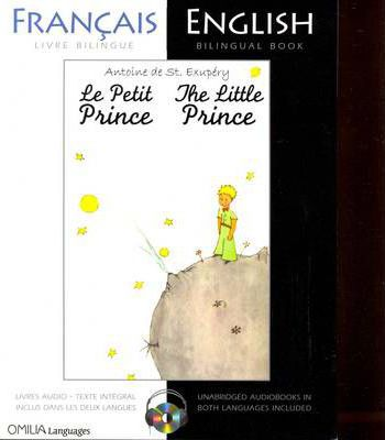 The Little Prince: A French/English Bilingual Reader
