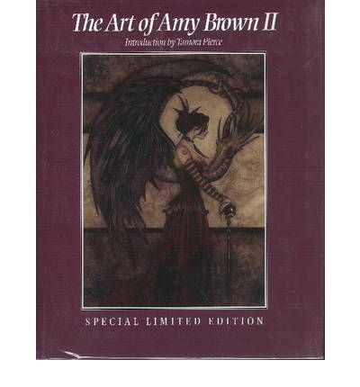 Art of Amy Brown: v. 2  Hardcover  by Brown, Amy