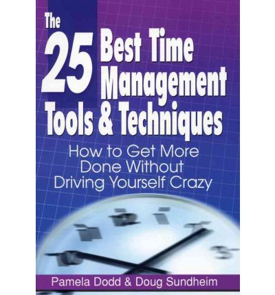25 best time management tools and techniques pdf