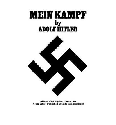 Mein Kampf Official Nazi Translation