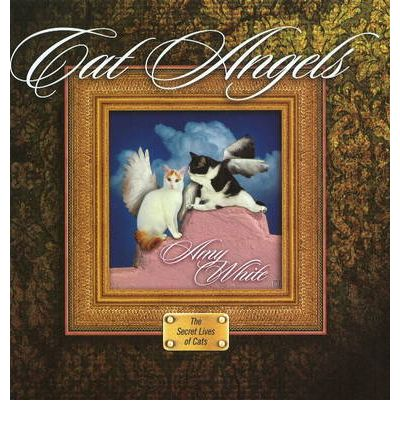 Cat Angels: The Secret Lives of Cats  Hardcover  by White, Amy