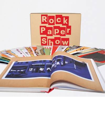 Rock Paper Show - Flatstock Volume One