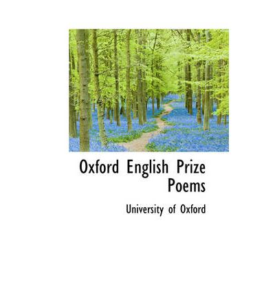 oxford english essay prizes
