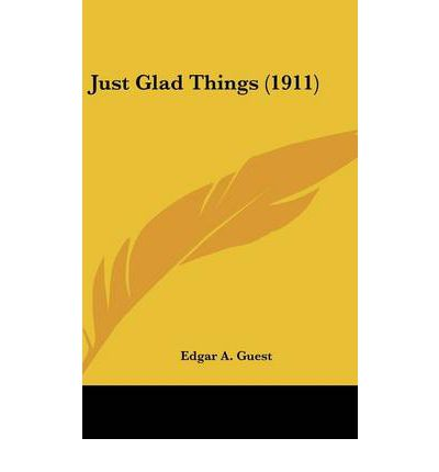 Just Glad Things (1911)