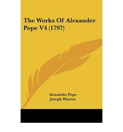 The Works of Alexander Pope V4 (1797)