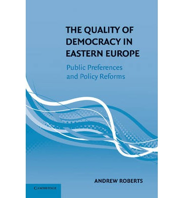 conceptualizing and measuring democracy a new The polity data series is a widely used data series in political science research the 2002 paper conceptualizing and measuring democracy claimed several problems with commonly used democracy rankings democracy papua new guinea: 5: 0: 5.