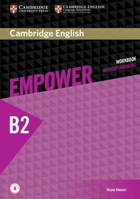 Cambridge english empower upper intermediate workbook without cambridge english empower upper intermediate workbook without answers with downloadable audio upper intermediate pdf download fandeluxe Gallery