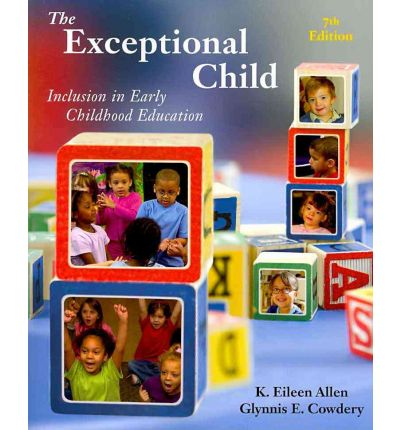 inclusion education the exceptional child The exceptional child, inclusion in early child education is an authoritative text written by master teachers who back up their writing with years of research in the field of child development, developmental disabilities, and early childhood education.